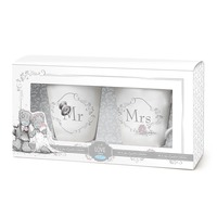 Me To You Wedding - Mr & Mrs Mug Set (Boxed)