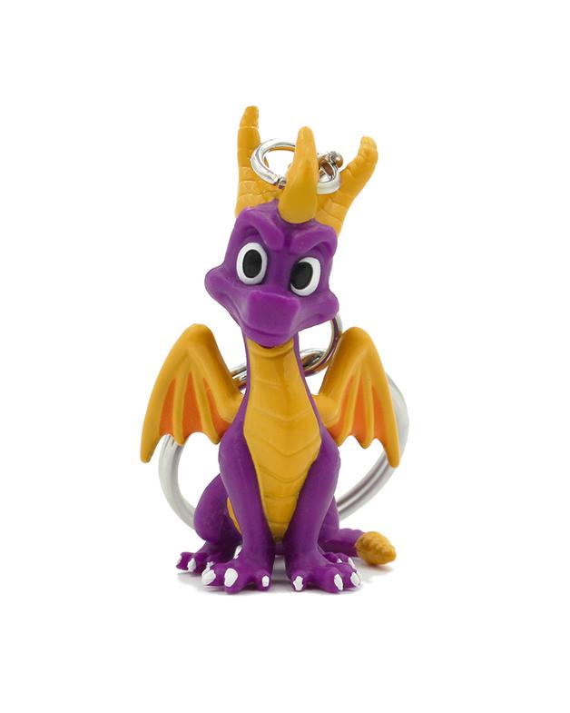 Spyro 3D Keyring