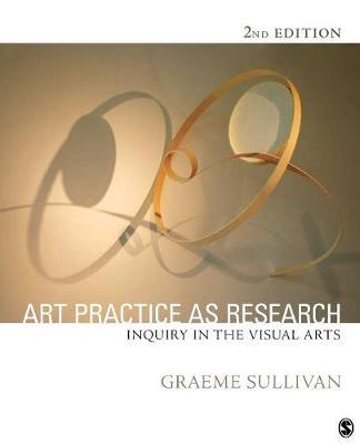 Art Practice as Research by Graeme Sullivan image