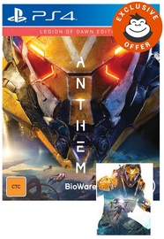 Anthem: Legion of Dawn Edition for PS4
