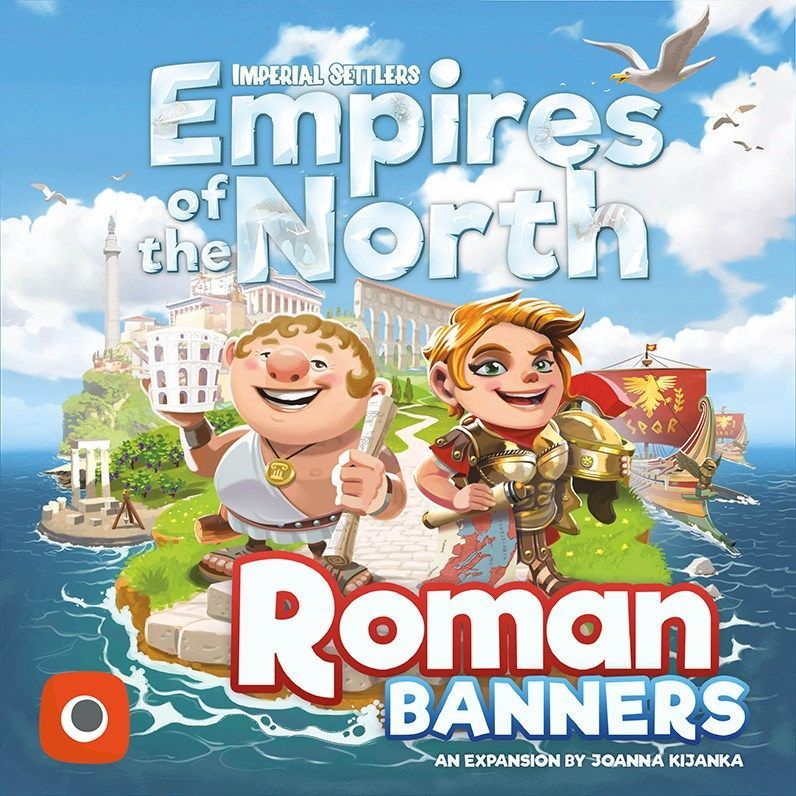 Imperial Settlers: Empires of the North – Roman Banners image