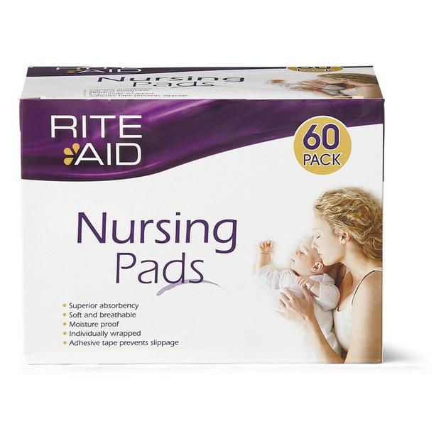 Rite Aid: Nursing Pads 60's