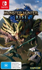 Monster Hunter Rise for Switch