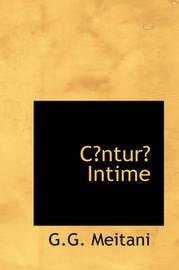 Cntur Intime by G.G. Meitani image