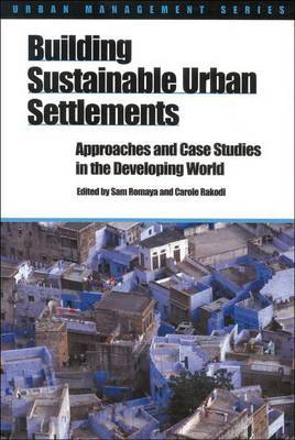 Building Sustainable Urban Settlements image