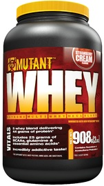 Mutant Whey - Strawberry Cream (908g)