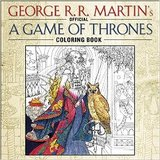 Game of Thrones Coloring Book by George Martin