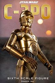"Star Wars 12"" C-3PO Figure"