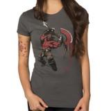 DOTA 2 Axe Women's T-Shirt (Medium)