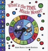 What's the Time, Missie Mouse? by Maisie Munro image