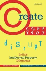 Create, Copy, Disrupt by Prashant Reddy T. image