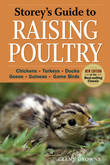 Storeys Guide to Raising Poultry by Glenn Drowns