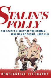 Stalin's Folly by Constantine Pleshakov image