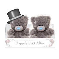 Me To You Wedding - Set Mr & Mrs In Carriage