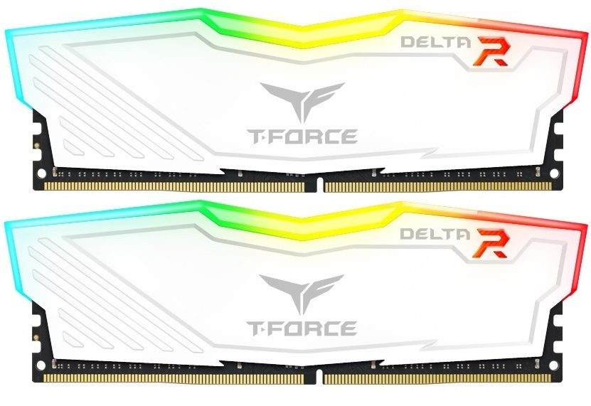 2x16GB Team T-Force Delta II RGB 3000MHz DDR4 Gaming RAM image
