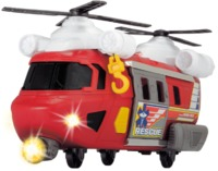 Dickie Toys: Rescue Helicopter - Lights & Sounds Vehicle