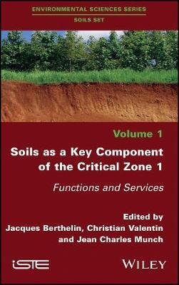 Soils as a Key Component of the Critical Zone 1 image