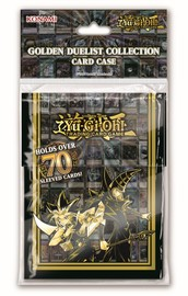 Yu-Gi-Oh! Golden Duelist Collection Card Case (Deck Box)