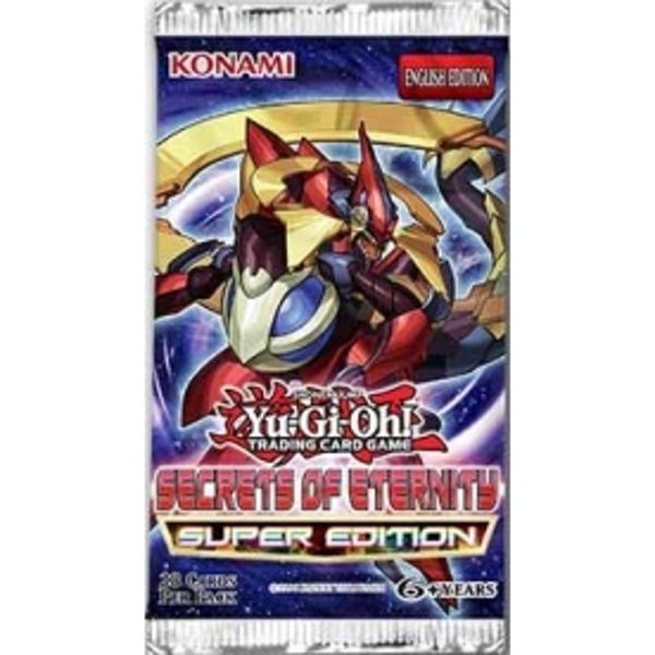 Yu-Gi-Oh! Secrets of Eternity Super Edition image