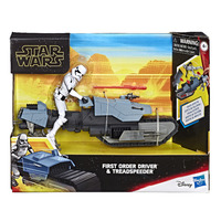 Star Wars: Galaxy of Adventures - Trooper & Vehicle