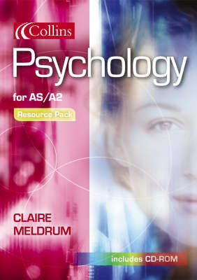 Psychology for AS/A2: Resource Pack by Claire Meldrum image