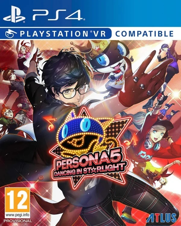 Persona 5: Dancing in Starlight for PS4