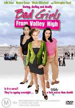 Bad Girls From Valley High on DVD