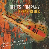 X Ray Blues (LP) by Blues Company