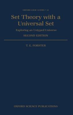 Set Theory with a Universal Set by T.E. Forster image