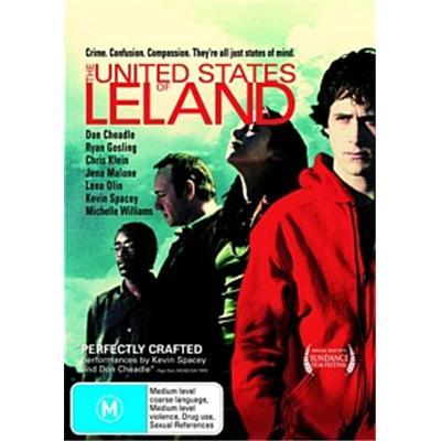 The United States Of Leland on DVD