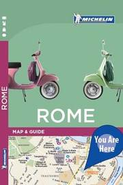 Rome - Michelin You Are Here by Michelin