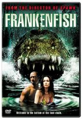 Frankenfish on DVD