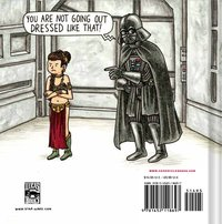 Vader's Little Princess by Jeffrey Brown image