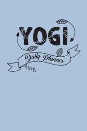Yogi Daily Planner by Migle Adzgauskaite image