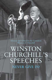 Winston Churchill's Speeches by Winston S Churchill image