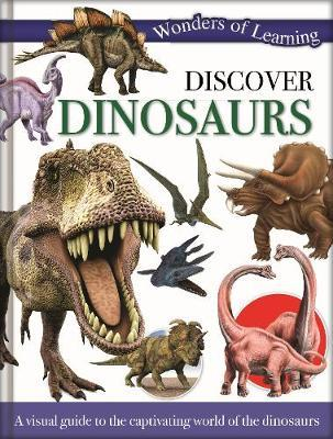 Wonders of Learning Discover Dinosaurs image