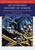 An Economic History of Europe by Karl Gunnar Persson
