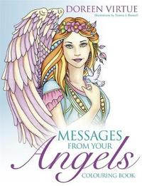 Messages from Your Angels Colouring Book by Doreen Virtue
