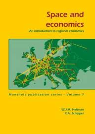 Space and Economics by W.J.M. Heijman image
