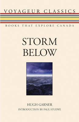 Storm Below by Hugh Garner image