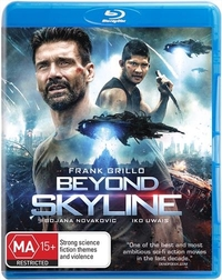 Beyond Skyline on Blu-ray