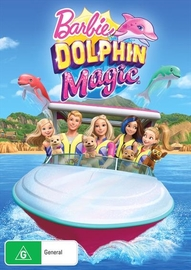 Barbie Dolphin Magic on DVD