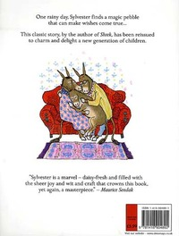 Sylvester and the Magic Pebble by William Steig image