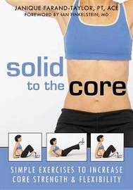 Solid to the Core by Janique Farand-Taylor image