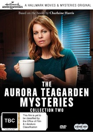 The Aurora Teagarden Mysteries: Collection 2 on DVD