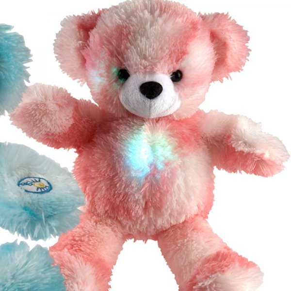 Glo-e Sparkle Bears - Pink image