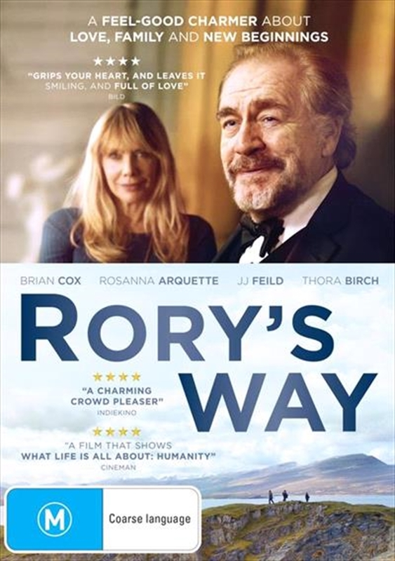 Rory's Way on DVD