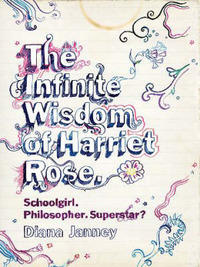 The Infinite Wisdom of Harriet Rose by Diana Janney image