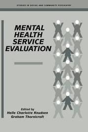 Mental Health Service Evaluation