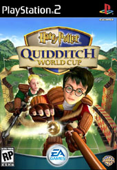 Harry Potter: Quidditch World Cup for PS2